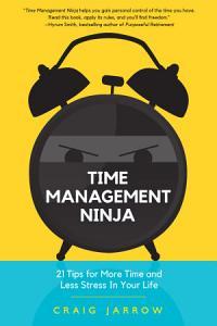 Time Management Ninja Book