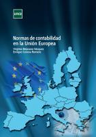 NORMAS DE CONTABILIDAD EN LA UNION EUROPEA PDF