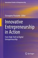 Innovative Entrepreneurship in Action PDF