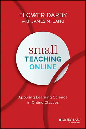 Small Teaching Online PDF