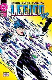 L.E.G.I.O.N. (1989-) #46