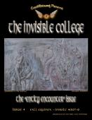 The Invisible College Magazine 4th Edition