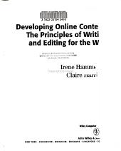 Developing Online Content