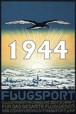 Zeitschrift Flugsport - Jahrgang 1944