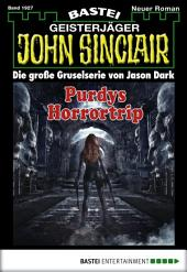 John Sinclair - Folge 1927: Purdys Horrortrip