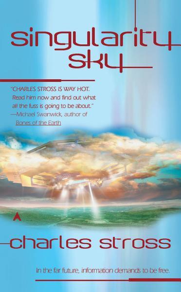 Download Singularity Sky Book
