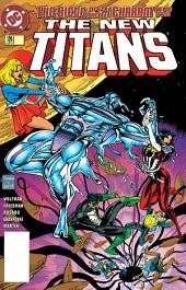 The New Titans (1984-) #124