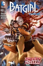 Batgirl (2011-) #31