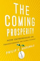 The Coming Prosperity PDF