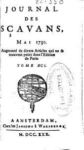 Le Journal des sçavans