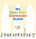 My First Holy Communion Album Book