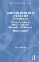 Supporting Disorders of Learning and Co-ordination