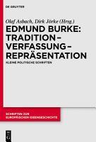 Tradition     Verfassung     Repr  sentation PDF
