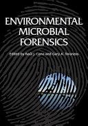 Environmental Microbial Forensics