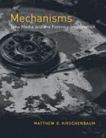 Mechanisms PDF
