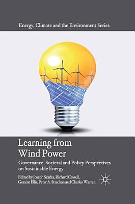 Learning from Wind Power PDF