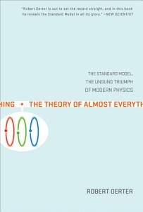 The Theory of Almost Everything Book