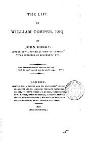 The life of William Cowper: Volume 5