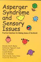 Asperger Syndrome and Sensory Issues PDF