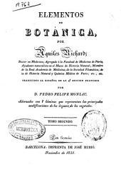Elementos de botánica: Volumen 2