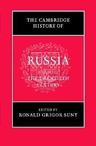 The Cambridge History of Russia  Volume 3  The Twentieth Century PDF