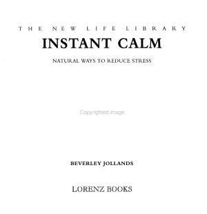 Instant Calm PDF