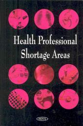 Health Professional Shortage Areas