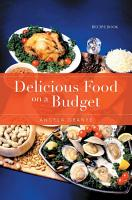 Delicious Food on a Budget PDF
