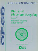Physics of Plutonium Recycling  Plutonium recycling in fast reactors