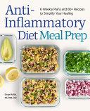 Anti Inflammatory Diet Meal Prep