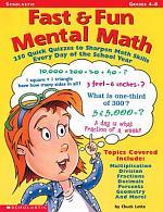 Fast & Fun Mental Math