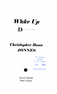 Wake Up Dead Book