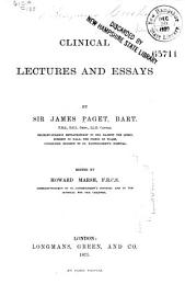 Clinical Lectures and Essays PDF