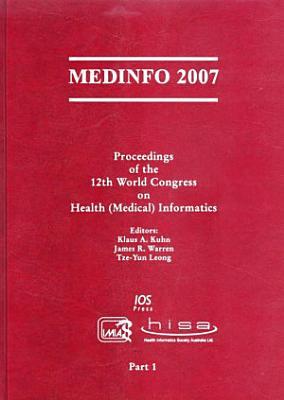 MEDINFO 2007 PDF