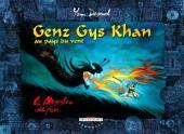 Genz Gys Khan T02: Le Monstre de feu