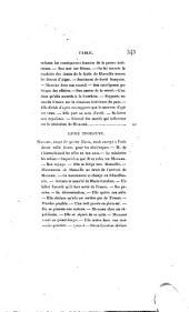 Mémoires historiques de S. A. R. Madame, duchesse de Berri: depuis sa naissance jusqu'à ce jour