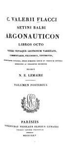 Argonautica: Volume 2
