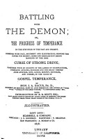 Battling with the Demon PDF
