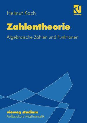 Zahlentheorie PDF