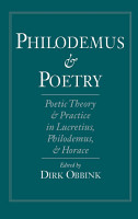 Philodemus and Poetry PDF
