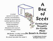 Box Of Seeds - How-to Build a School Biome: Getting Teachers and Students Outside to Learn in Nature