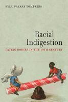 Racial Indigestion PDF