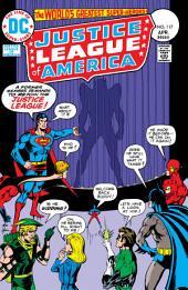 Justice League of America (1960-) #117