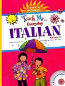 Teach Me   Everyday Italian Book