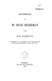 Levensbericht van Mr. Hugo Beijerman