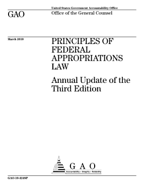 Principles of Federal Appropriations Law PDF