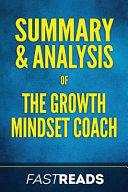 Summary   Analysis of the Growth Mindset Coach PDF