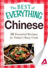 Chinese: 50 Essential Recipes for Today's Busy Cook