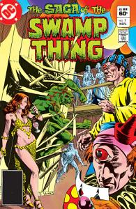 The Saga of the Swamp Thing  1982    7