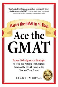 Ace the GMAT Book